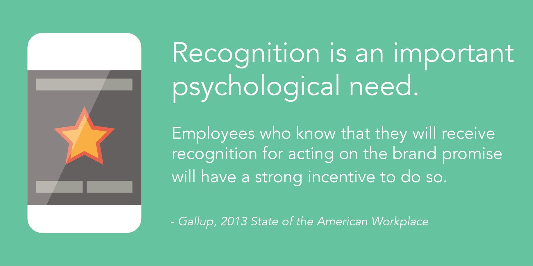 recognition graphic