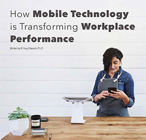 How mobile technology is transforming workplace performance